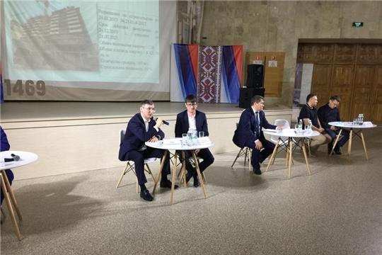 Министр Александр Героев провел встречу с дольщиками ООО «СЗ «Лидер»