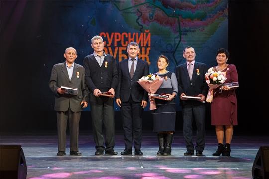 Глава Чувашии Олег Николаев принял участие в акции памяти «Строителям безмолвных рубежей…»