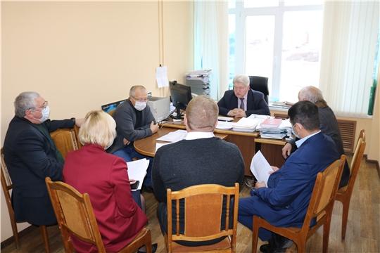 Главный архитектор Чувашии Александр Шевлягин провел совещание с творческими союзами Чувашии