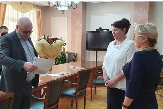 Проект инициативного бюджетирования детского сада №45 «Журавлики» г. Новочебоксарск в числе лучших в стране