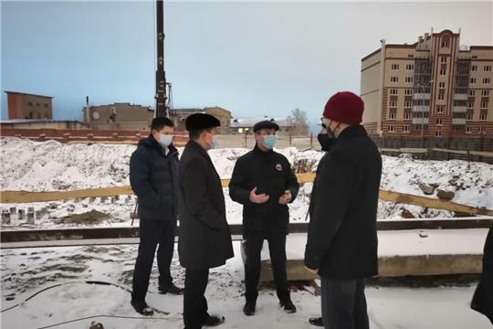 Минстрой Чувашии возобновил рейды по строительным площадкам