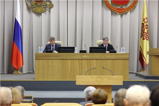 Олег Николаев провел совещание с представителями строительной отрасли Чувашии