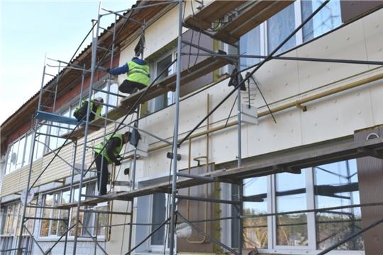 Субсидии по программе энергоэффективного капремонта на почти 2 млн рублей в Чувашии получат три дома