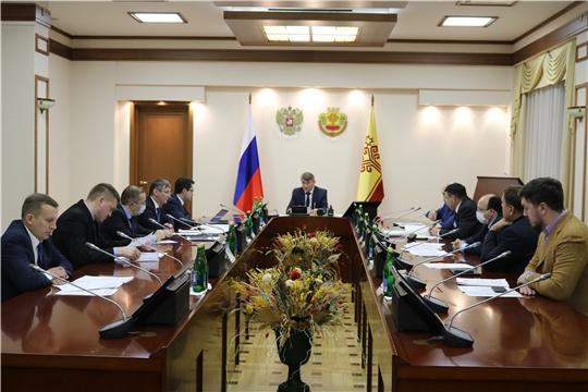 Одобрен проект соглашения об установлении границ между Чувашией и Татарстаном