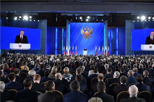 Комментарий министра Павла Иванова к Посланию Владимира Путина