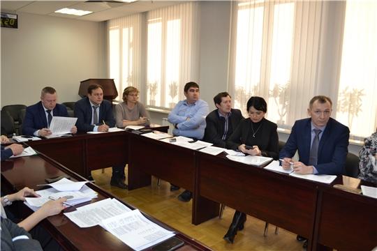 Прошло заседание экспертной группы по мониторингу внедрения стандарта развития конкуренции в субъектах РФ