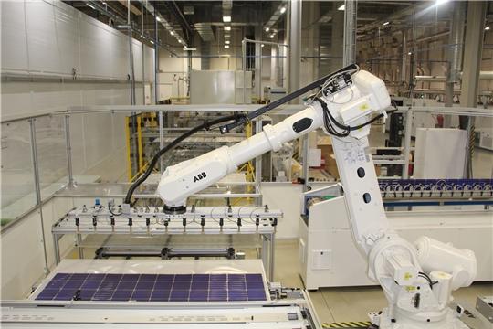 Завод «Хевел» в 2019 году произвел 229 МВт солнечных модулей
