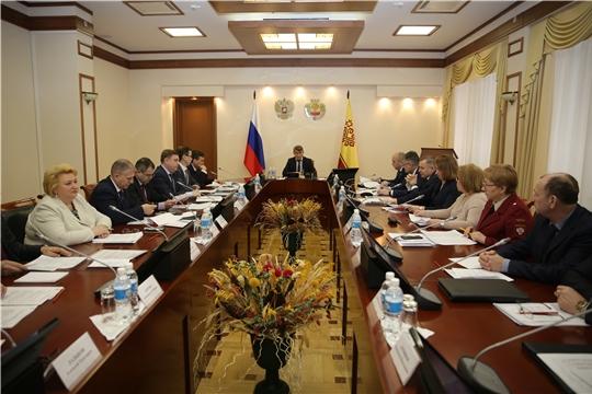 Олег Николаев провел Координационный совет по защите прав потребителей
