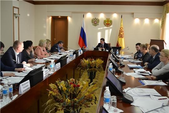 Состоялось очередное заседание Совета по инвестиционной политике