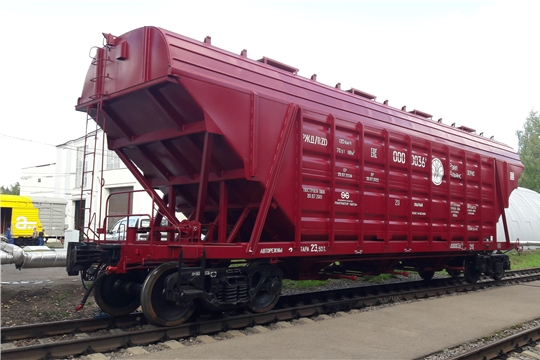 Промтрактор-Вагон сертифицировал свою железнодорожную новинку