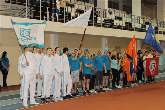 Спортивный фестиваль на Кубок ПАО «Химпром» торжественно открыт