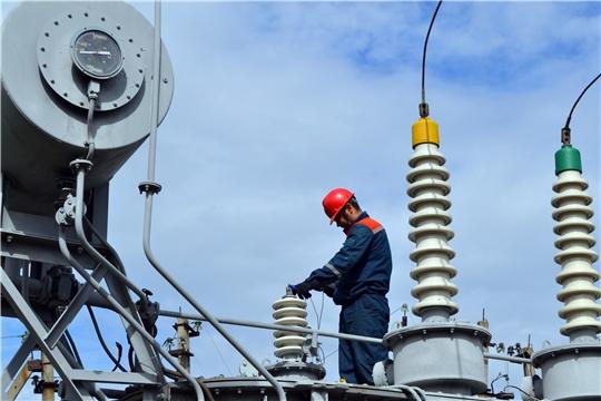 Энергетики филиала «Чувашэнерго» повысили надежность электрических сетей