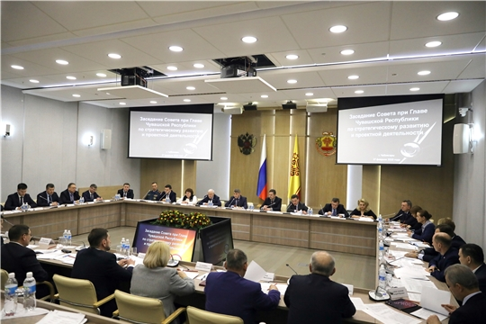 Определены новые кураторы мероприятий нацпроектов в Чувашской Республике