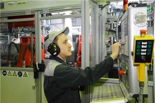 15 марта Филиал АО «Фирма «Август» «Вурнарский завод смесевых препаратов» отметит свой 90-летний юбилей