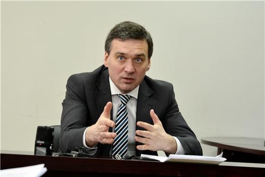 Иван Моторин рассказал о мерах по поддержке малого и среднего предпринимательства в Чувашии