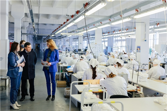 Предприятия республики налаживают производство защитных масок