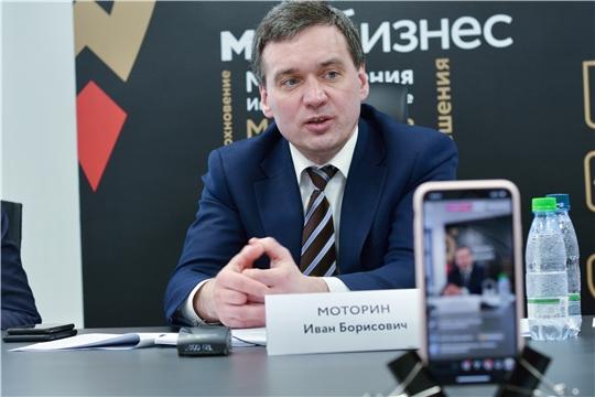 Иван Моторин: авансирование госконтрактов благоприятно скажется на качестве и сроках их исполнения