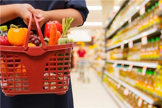 Среди регионов ПФО и России в Чувашской Республике сохраняется относительно невысокий уровень цен на ряд продовольственных товаров