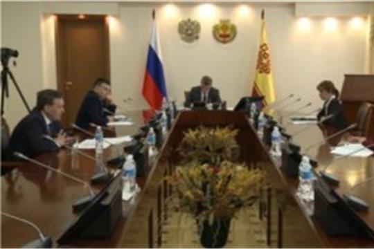 На заседании оперативного штаба по экономическим вопросам обсудили состояние экономики