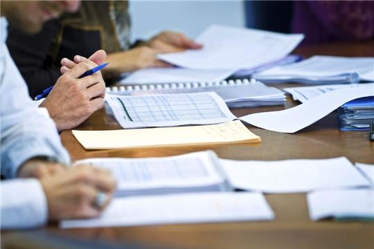 Состоялось заседание рабочей группы по формированию предложений по выдвижению от имени Чувашской Республики кандидатов на должность генеральных директоров хозяйственных обществ