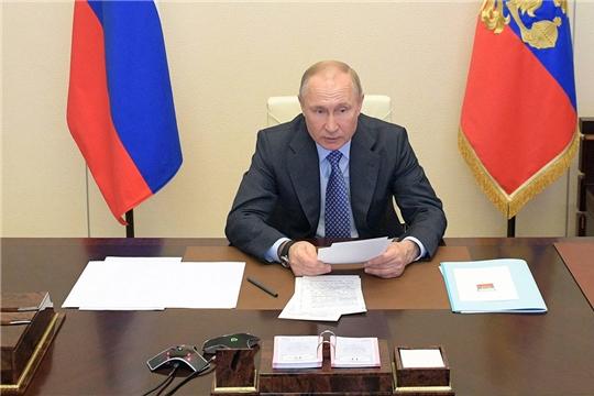 Путин поручил проработать меры поддержки для предприятий моногородов