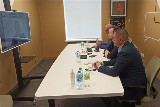 Чувашские предприятия провели переговоры с торгпредством Монголии