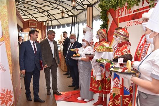 Завершился фестиваль национальной кухни «Гостеприимная Чувашия»