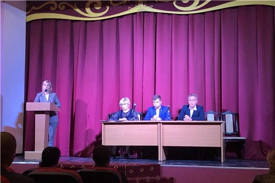 Состоялся День малого и среднего предпринимательства в Мариинско-Посадском районе