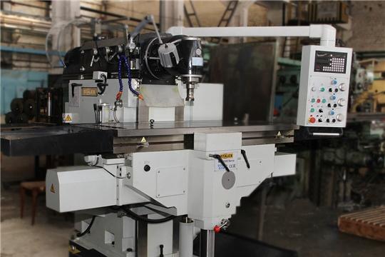 «Химпром» обновляет техническую базу производств