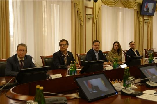 Олег Николаев пообщался с суперфиналистами конкурса «Лидеры России 2020»