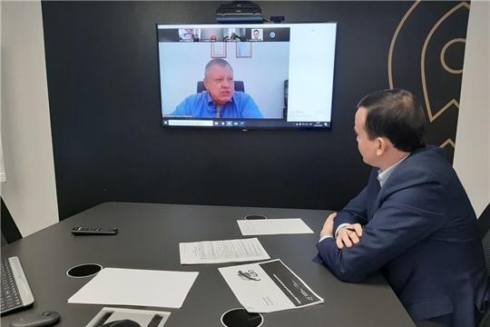 Узбекистан и Чувашия – на связи: состоялась встреча предпринимателей и торгпредства