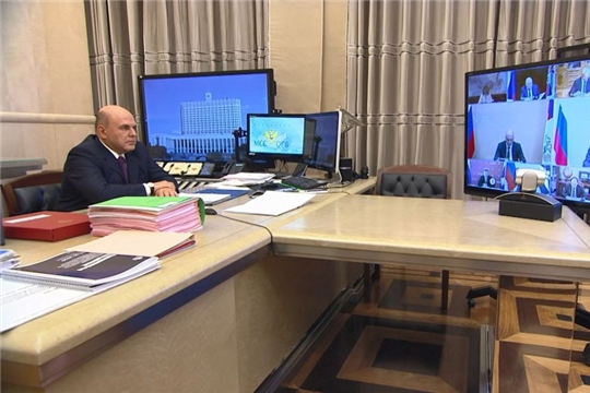 Максим Решетников представил в Правительстве РФ среднесрочный прогноз социально-экономического развития страны