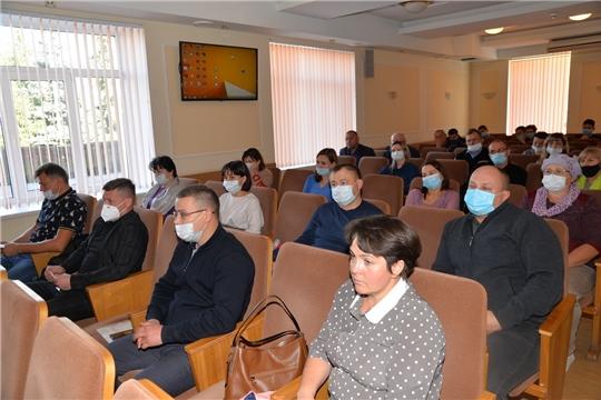Состоялся день малого и среднего предпринимательства для бизнесменов Батыревского и Шемуршинского районов Чувашии