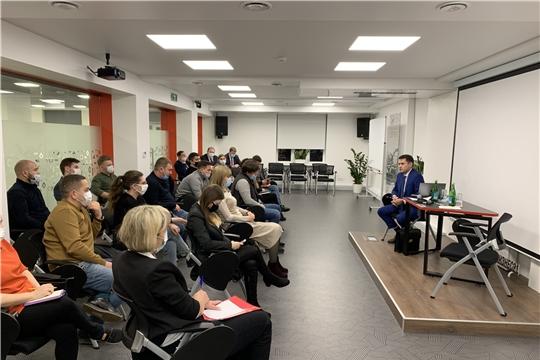 Дмитрий Краснов встретился с представителями отрасли общественного питания