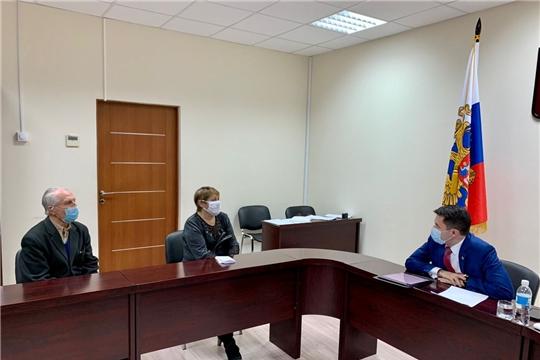 Вице-премьер Дмитрий Краснов провел прием граждан