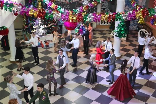 В Алатыре прошёл Рождественский бал