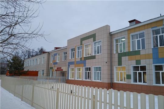 Детская поликлиника Алатырской центральной районной больницы открылась после ремонта