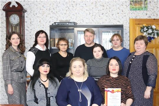 Поздравления с профессиональным праздником принимали работники газеты «Алатырские вести»