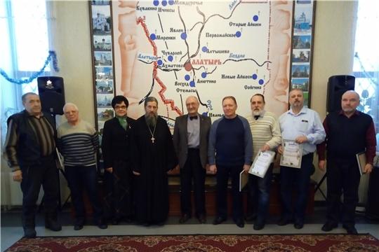Активисты двух общественных организаций Алатыря поддерживают духовные основы народного единства