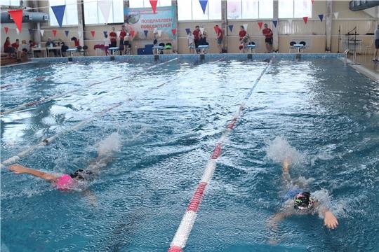 В Алатыре прошёл традиционный республиканский турнир по плаванию, посвящённый памяти В.А. Петрова