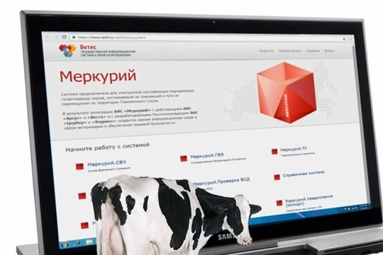 Продукция должна сопровождаться ветеринарными сопроводительными документами в электронной форме ГИС «Меркурий»