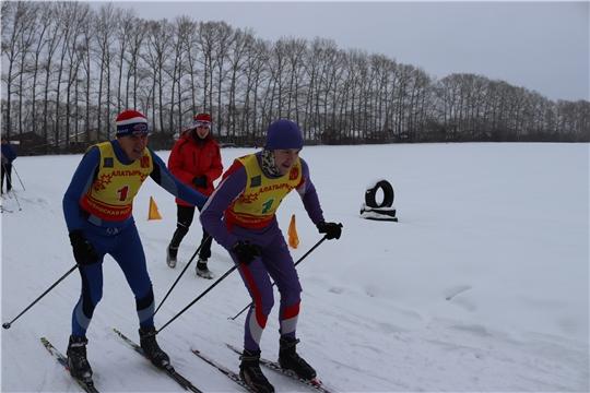 Гонкой сильнейших лыжников в Алатыре открыт зимний спортивный сезон