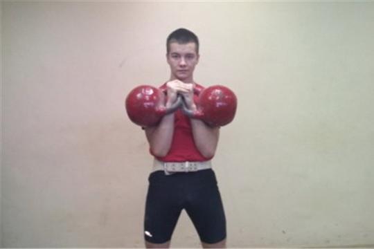 Юные гиревики из Алатыря примут участие в республиканских соревнованиях