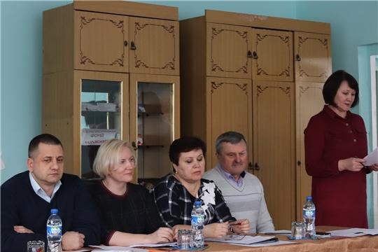 В Алатыре начались отчётные конференции в территориальных общественных советах самоуправления