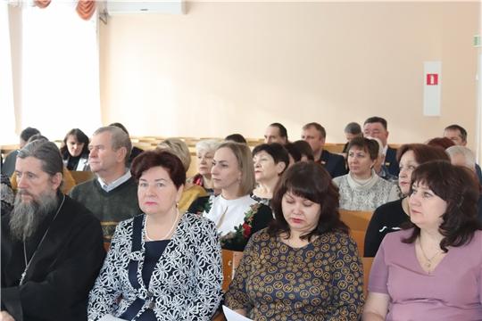 Алатырский центр русской культуры Чувашской Республики провёл отчётно-выборную конференцию