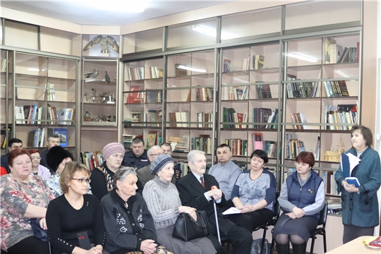 Первые медали «75 лет Победы в Великой Отечественной войне» в Алатыре были вручены в ходе отчётной конференции по итогам работы за 2019 год в ТОС «Северо-восточный»