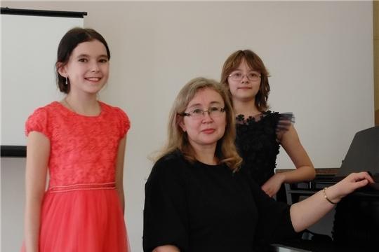 Юная флейтистка будет представлять Алатырь на Всероссийском конкурсе в Москве