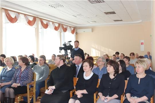 Работники сферы культуры Алатыря подвели итоги деятельности и наметили новые планы