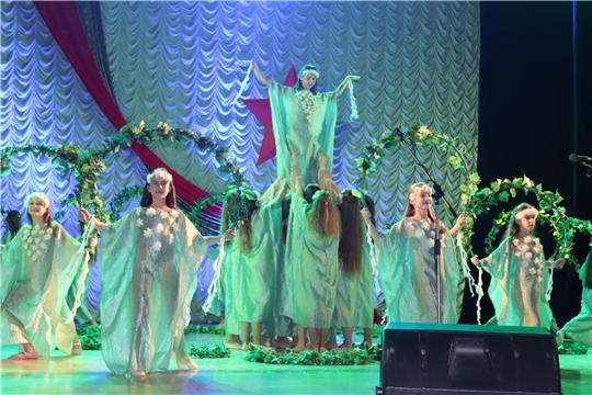 Концертная программа, посвящённая Дню защитника Отечества, в Алатыре