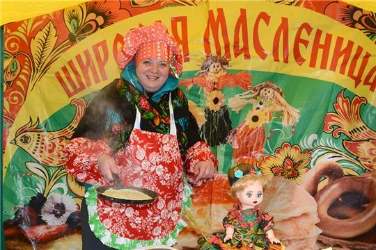 Алатырцев приглашают на праздничное гуляние «Масленица»